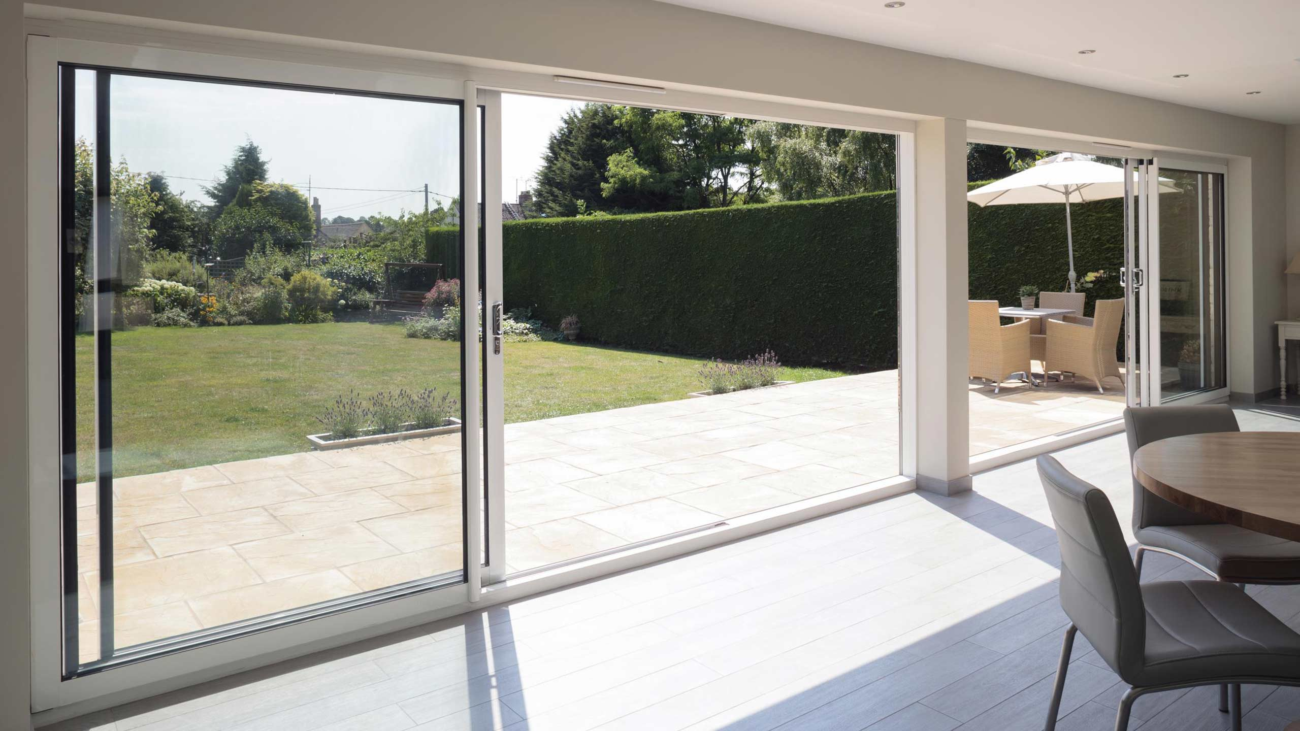 aluminium sliding patio doors norfolk
