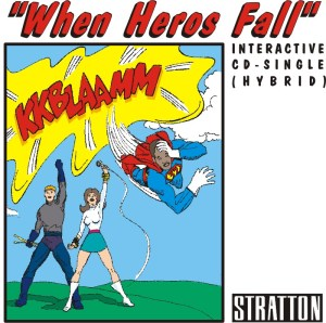 When Heros Fall Interactive CD ROM with music and animation