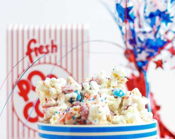 Firecracker Popcorn Mix