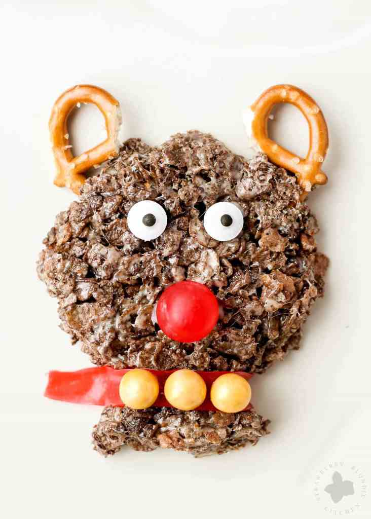 Rudolph the Red Nosed Reindeer Cocoa Pebbles Treats_IMG_2957_680px