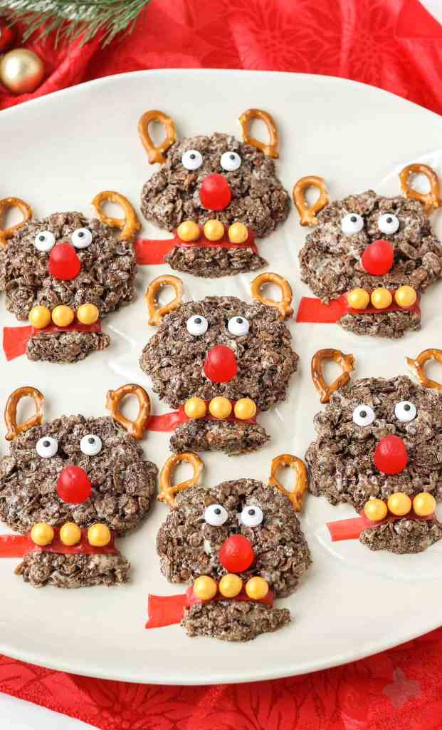 Rudolph the Red Nosed Reindeer Cocoa Pebbles Treats_IMG_2962_680px