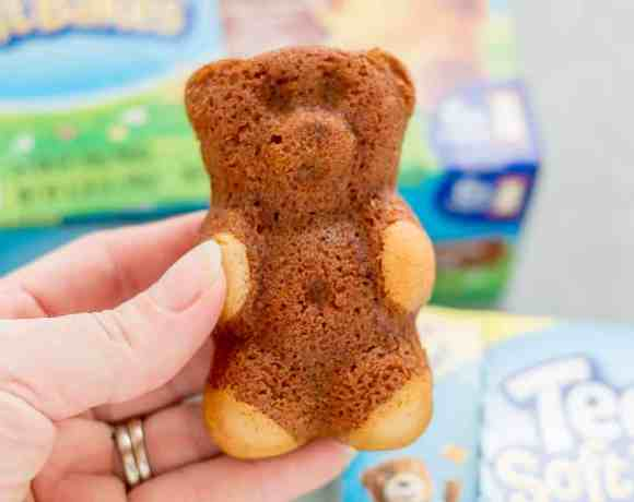 Snacking with TEDDY SOFT BAKED Filled Snacks