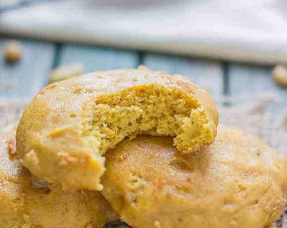 Pumpkin Nut Cookies