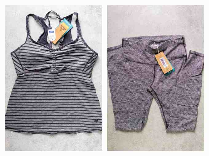 As a busy mom on the go, functional active wear is a must and one that's sustainable, that's a bonus. This prAna Activewear Review & Promo Code MMSTF17 is a must read for people who love both. | Strawberry Blondie Kitchen