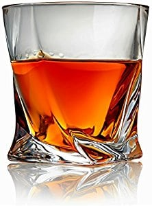holiday gift guide set of 4 whiskey and scotch glasses