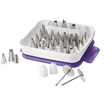 holiday gift guide Wilton Master Decorating Tip Set, 55-Piece decorating tips