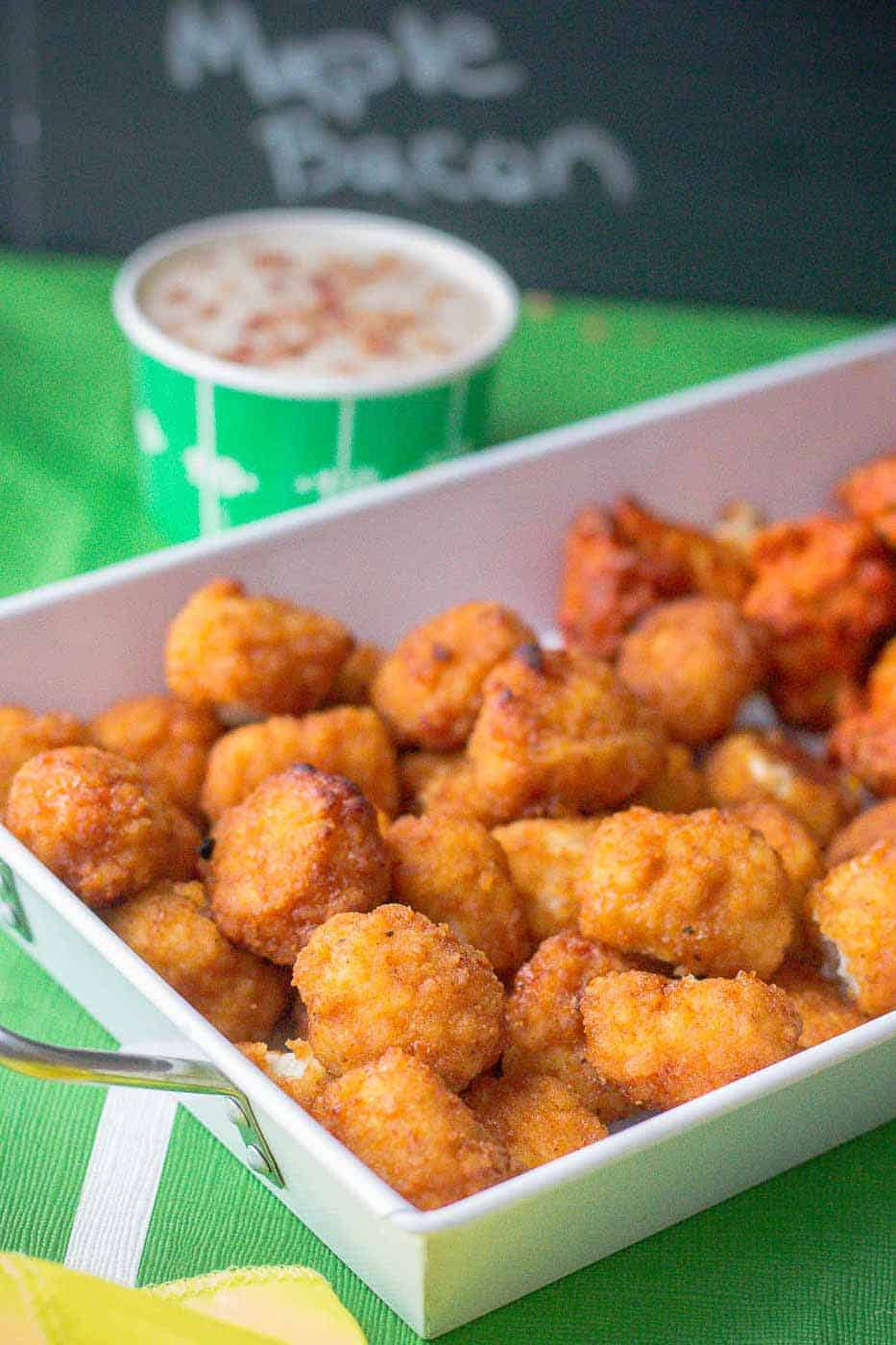 Homegating with Tyson® Any'tizers® and Tyson® Crispy Chicken Strips