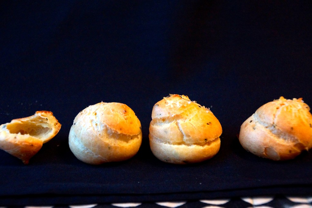 Rosemary Gougeres