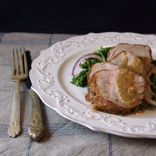 Maple-Walnut Pork Tenderloin - Version 3