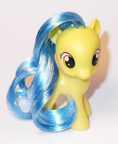 G4 My Little Pony Reference Prototype Ponies Friendship