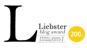 The Liebster Award | Strawberry Squeeze