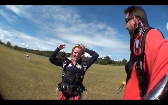 Tandem Sky Dive in Byron Bay, Australia | UK Lifestyle Blog