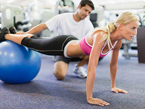 Fitness: Is it time to call in the professionals? | Strawberry Squeeze