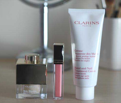 Clarins Beauty Haul | Strawberry Squeeze 7