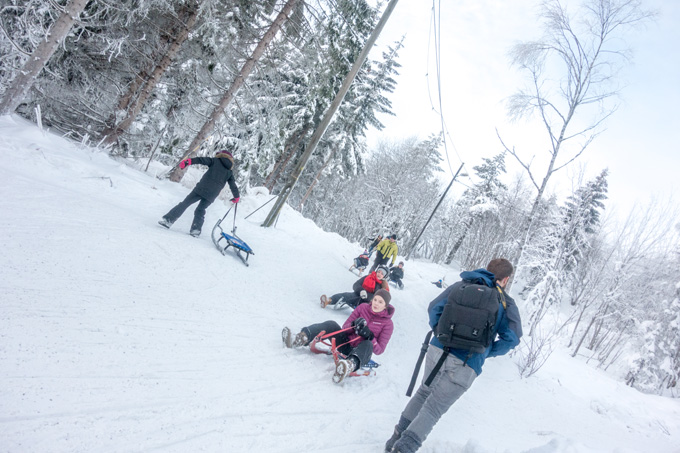 Tips for Ski-ing in Nordmarka, Norway - Telegraph Ski and Snowboarding Show Giveaway | UK Lifestyle Blog
