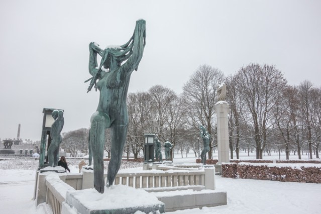 Nordmarka Forest and Vigelandsparken sculpture park [Part 2]   UK Lifestyle Blog