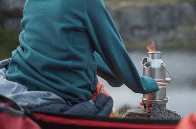Kelly Kettle review: The best way to cook when wild camping | UK Lifestyle Blog