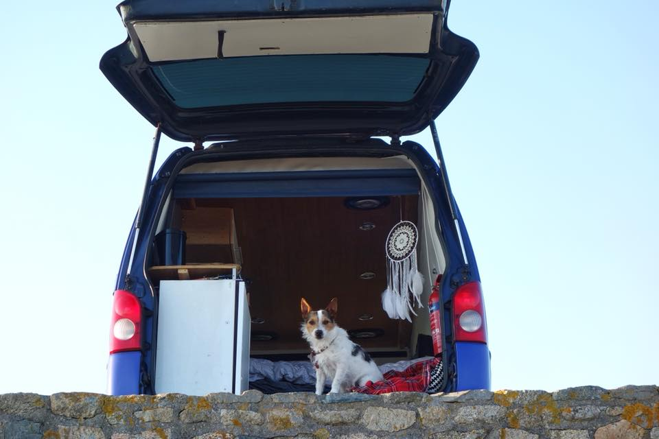 Touring Cornwall in our converted campervan, Boris! | UK Lifestyle Blog