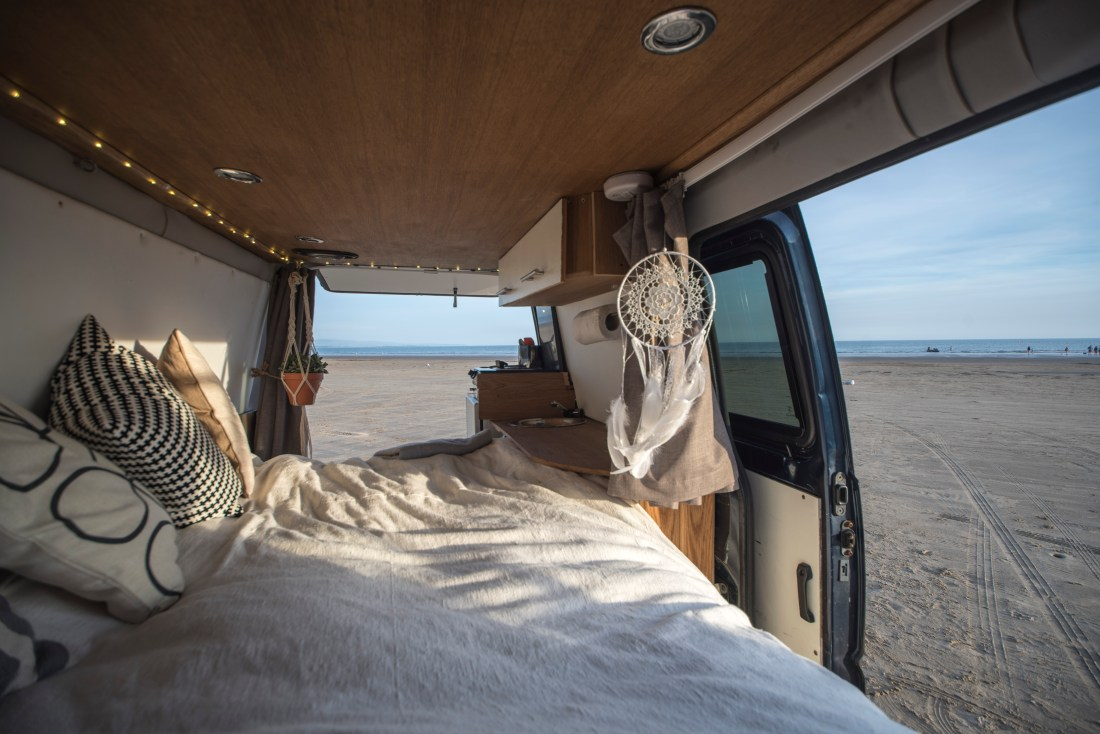 FAQ: Traveling Around Europe in a Van with Our Dog!   UK Lifestyle Blog