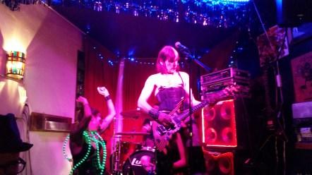 Venus DeMars at Palmers Bar 2016-03-26