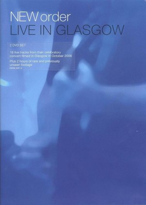 New Order - Live in Glasglow
