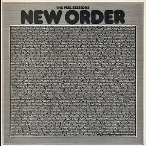 New Order - Peel Sessions