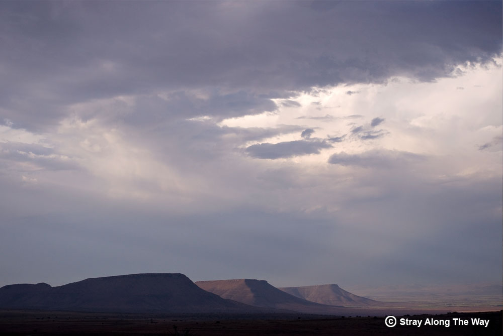 Karoo Storm from Mountain Zebra National Park