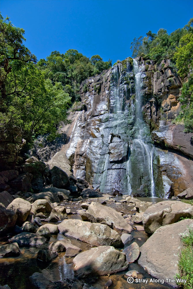 Madonna and Child Waterfall in Hogsback