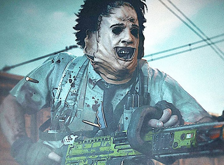 CALL OF DUTY THE HAUNTING OF VERDANSK Leatherface + Jigsaw Trailer (2020)