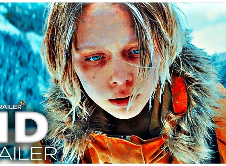 LET IT SNOW Official Trailer (2020) Horror Movie HD