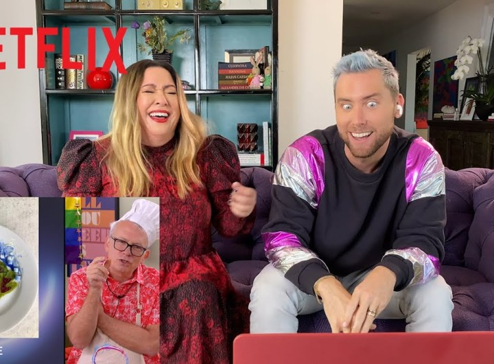 The Circle Season 2   Lance Bass Reacts To Being Catfished   Netflix