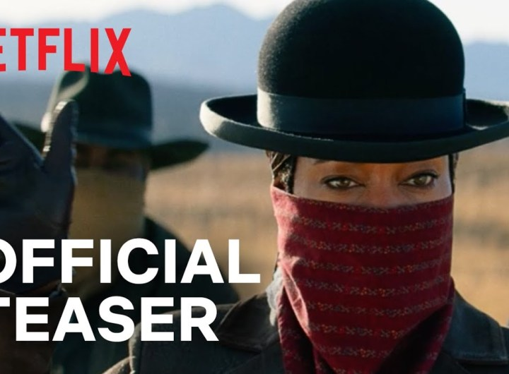 THE HARDER THEY FALL   Official Teaser   Netflix