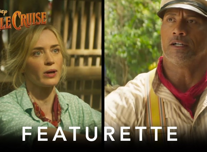 Action Side by Side | Disney's Jungle Cruise | Experience it July 30
