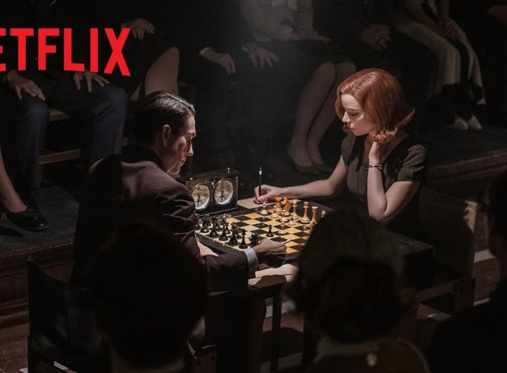 Crafting the Journey of a Chess Prodigy   The Queen's Gambit   Netflix