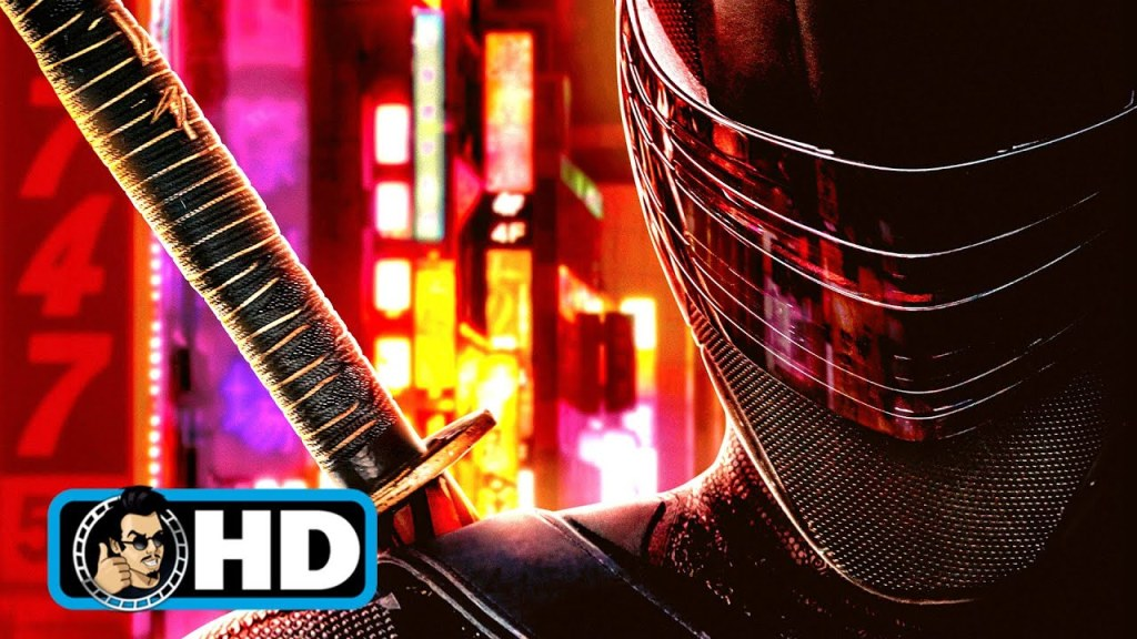 SNAKE EYES | All Clips + Trailers (2021)