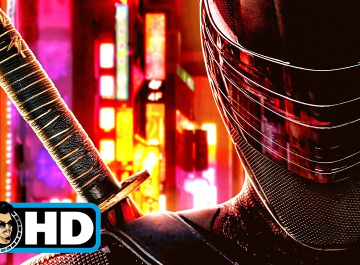 SNAKE EYES   All Clips + Trailers (2021)