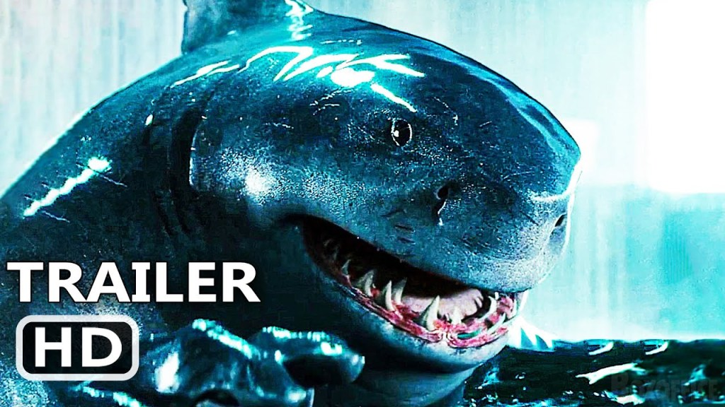 """THE SUICIDE SQUAD """"King Shark"""" Trailer (NEW, 2021)"""