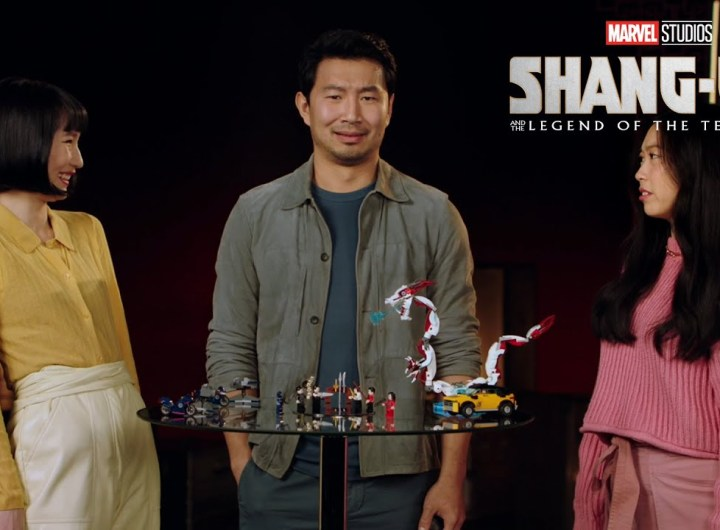 Product Testing   Marvel Studios' Shang-Chi and the Legend of the Ten Rings