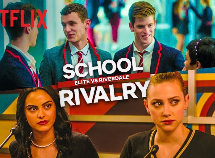 Riverdale vs. Elite | Where Are You Going To School? | Netflix