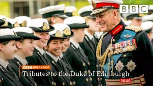 Gun salutes planned across UK in tribute to Prince Philip @BBC News live 🔴 BBC