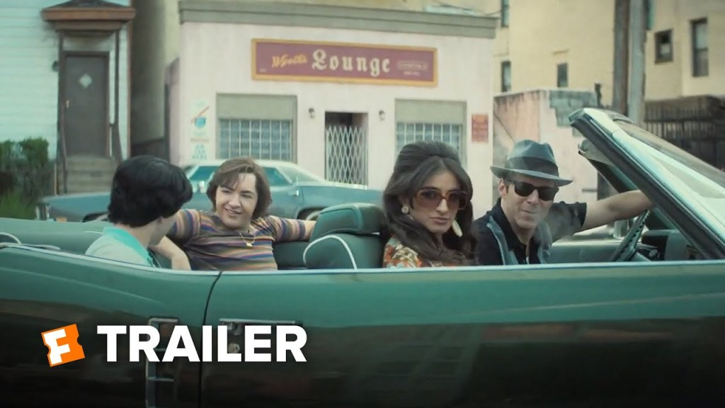 The Many Saints of Newark Trailer #2 (2021)   Movieclips Trailers