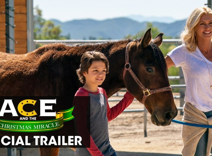 Ace and the Christmas Miracle (2021 Movie) Official Trailer - Jon Lovitz, Brande Roderick