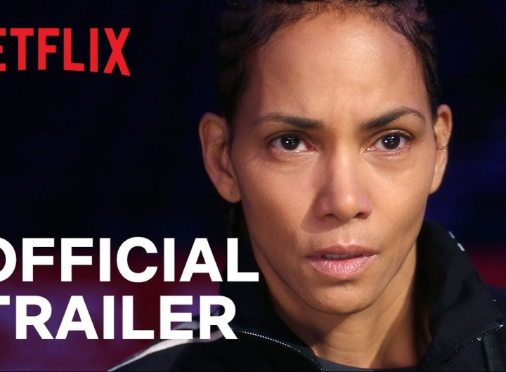 Bruised | Halle Berry | Official Trailer | Netflix