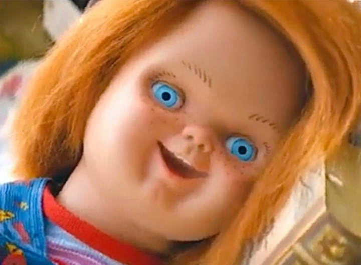 """CHUCKY """"Finding the Doll"""" Clip (2021) Child's Play"""