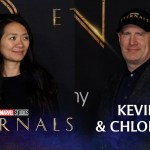 Chloe Zhao & Kevin Feige on Bringing Marvel Studios' Eternals To Life
