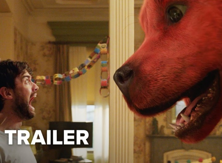 Clifford the Big Red Dog Final Trailer (2021)   Movieclips Trailers