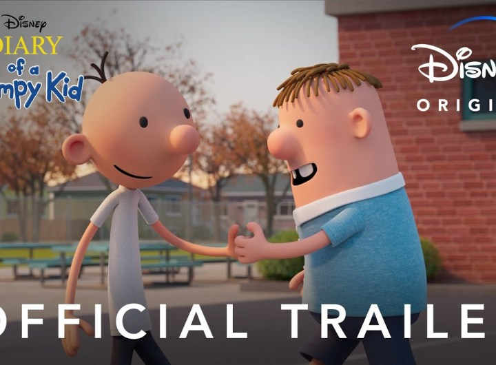 Diary of a Wimpy Kid   Official Trailer   Disney+