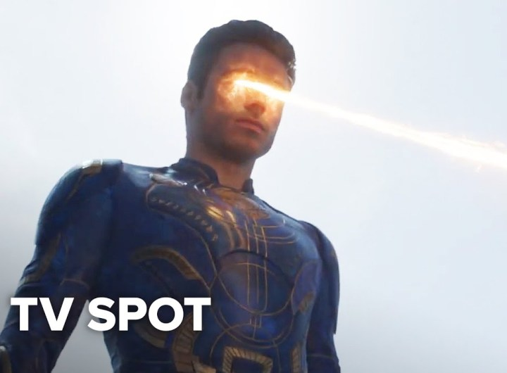 Eternals TV Spot - Protect (2021)   Movieclips Trailers