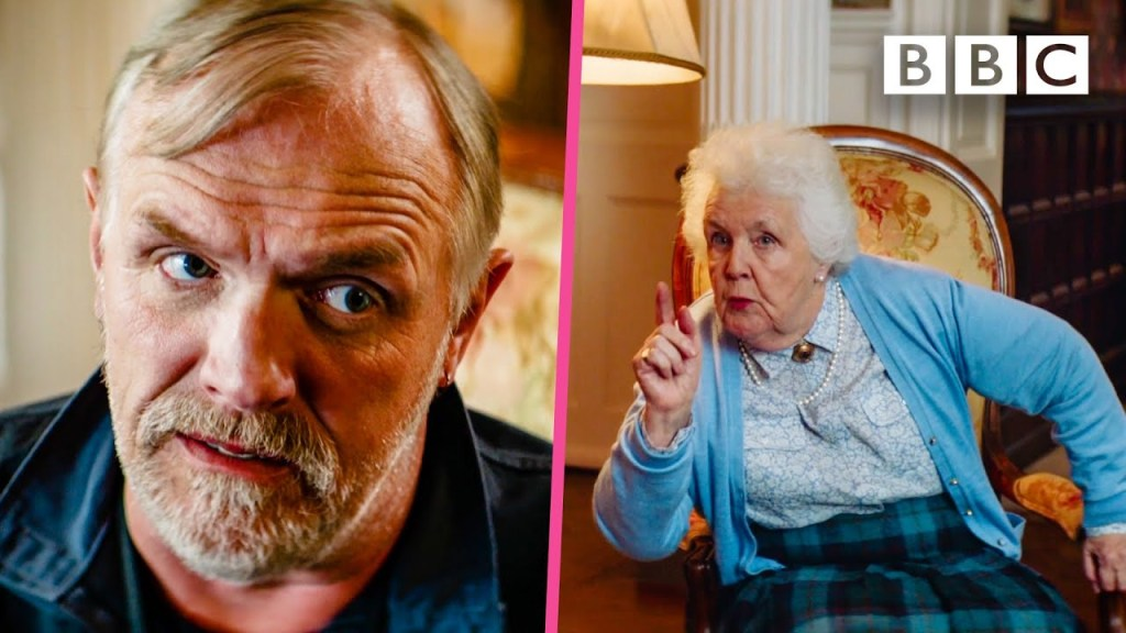 How to deal with burglars   The Cleaner - BBC