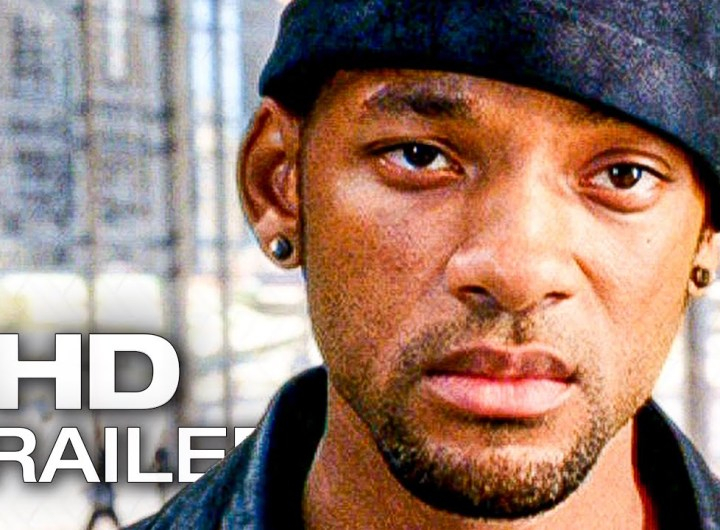 The Best Movies Starring WILL SMITH (Trailers)